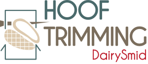 Hoof Trimming - DairySmid Logo